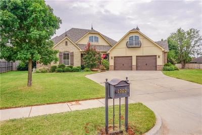 Norman Single Family Home For Sale: 1900 Marymount Road