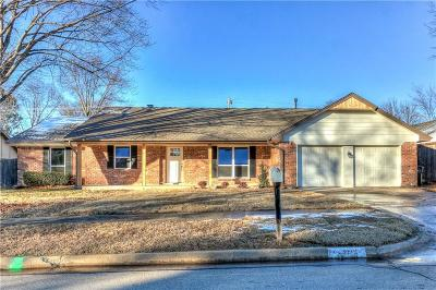 Norman Single Family Home For Sale: 3713 Red Oaks
