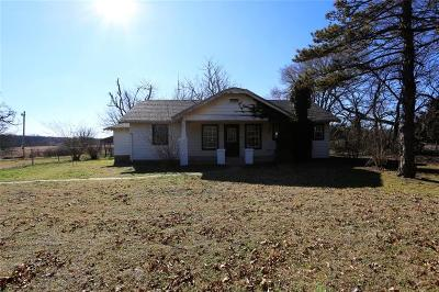 Shawnee Single Family Home For Sale: 36803 Waco Road