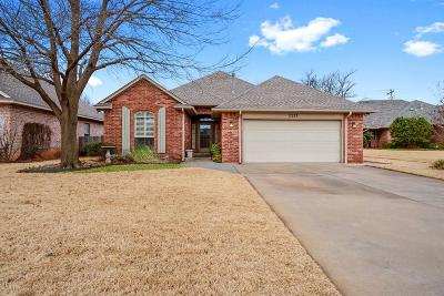 Edmond Single Family Home For Sale: 2233 Cobblestone Court