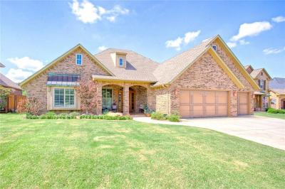 Oklahoma City Single Family Home For Sale: 13101 Blue Canyon Circle