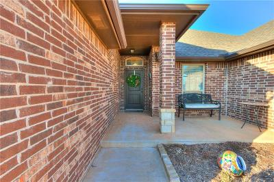 Edmond OK Single Family Home For Sale: $228,000