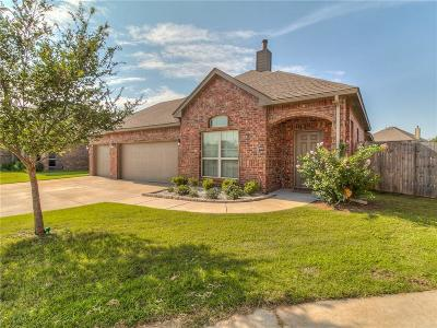 Mustang Single Family Home For Sale: 11012 SW 38th Circle