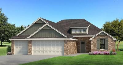 Moore Single Family Home For Sale: 1016 NE 34th Terrace
