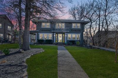 Oklahoma City Single Family Home For Sale: 1536 NW 37th