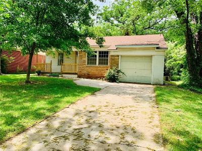 Shawnee Single Family Home For Sale: 1008 N Market