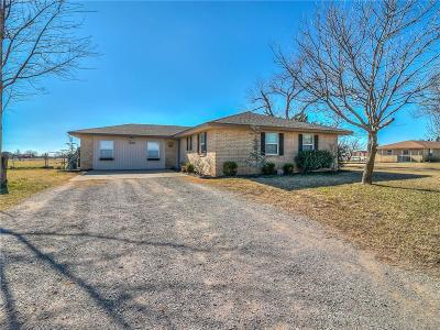 Blanchard Single Family Home For Sale: 2329 County Road 1222