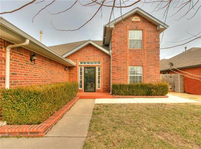 Moore OK Single Family Home Pending: $164,900