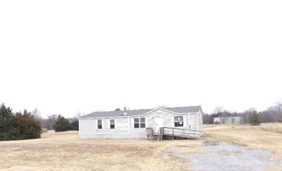 Blanchard OK Single Family Home For Sale: $36,000