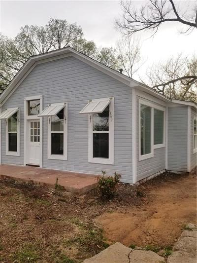 Guthrie Single Family Home For Sale: 417 S 1st