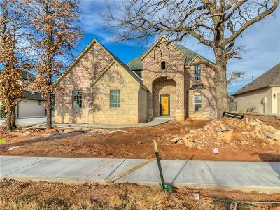 Edmond Single Family Home For Sale: 6416 Wentworth Drive