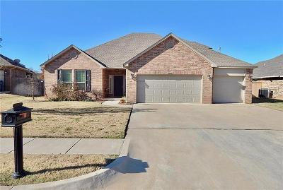 Edmond Single Family Home For Sale: 2801 Sunflower Drive