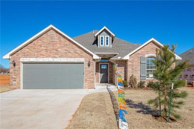 Mustang Single Family Home For Sale: 1805 W Blake Way