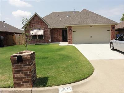 Oklahoma City Single Family Home For Sale: 14513 Briarcliff Drive