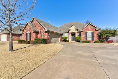 Yukon Single Family Home For Sale: 1117 Camelot Drive