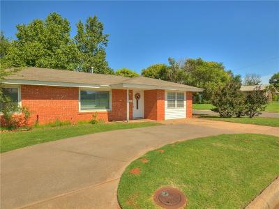 Weatherford Single Family Home For Sale: 723 N Illinois Street