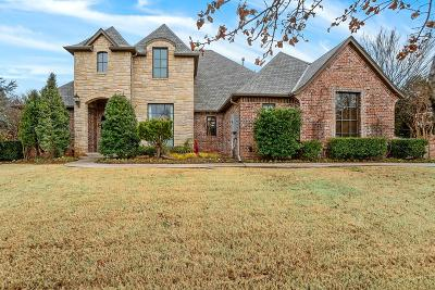 Edmond Single Family Home For Sale: 11800 Lorenta Circle