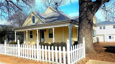 Shawnee Single Family Home For Sale: 639 N Broadway Avenue