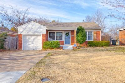 Oklahoma City Single Family Home For Sale: 1717 Brighton Avenue