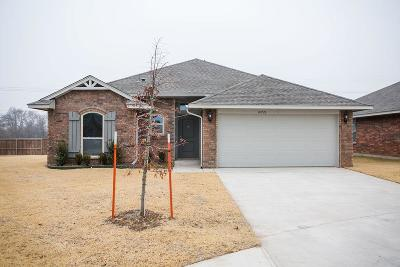 Yukon Single Family Home For Sale: 10721 SW 30th Terrace