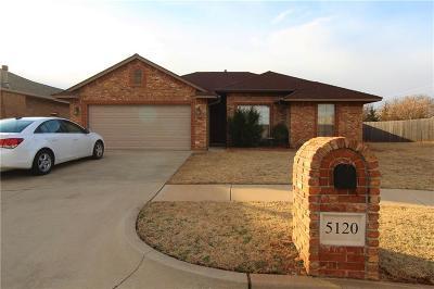 Edmond Single Family Home For Sale: 5120 NW 163 Street
