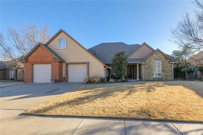 Oklahoma City Single Family Home For Sale: 5408 NW 107th Street