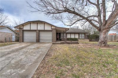 Norman Single Family Home For Sale: 1921 Rolling Stone Drive