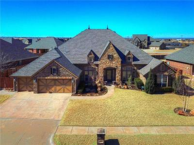 Oklahoma City Single Family Home For Sale: 14601 Yorkshire Lane
