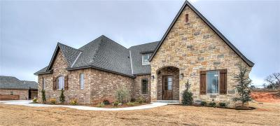 Choctaw OK Single Family Home For Sale: $381,900