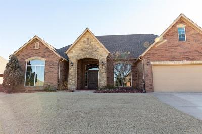 Choctaw Single Family Home For Sale: 12616 Forest Oaks Drive