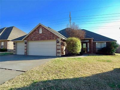 Yukon Single Family Home For Sale: 9040 NW 79th Terrace