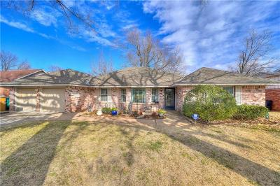 Oklahoma City OK Single Family Home For Sale: $209,000