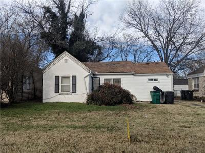 Oklahoma City Single Family Home For Sale: 3105 NW 27th Street