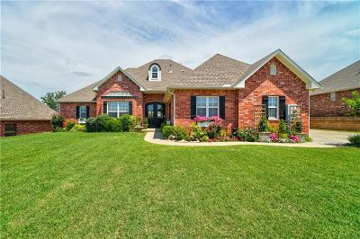 Choctaw OK Single Family Home For Sale: $387,400