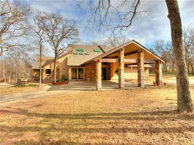 Oklahoma City Single Family Home For Sale: 10600 Shady Glade Lane