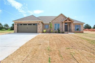 Chickasha Single Family Home For Sale: 3225 Pondridge Road