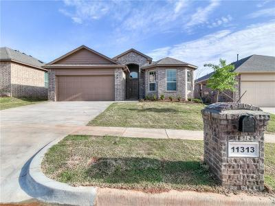 Mustang Single Family Home For Sale: 11313 SW 33rd Terrace