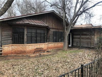 Oklahoma City Single Family Home For Sale: 813 SW 24th Street