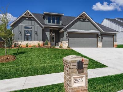 Edmond Single Family Home For Sale: 2533 Bretton Lane