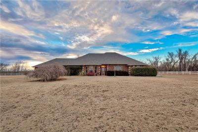 Elk City Single Family Home For Sale: 11361 N 1970 Road