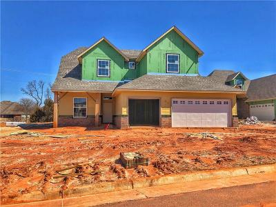 Edmond Single Family Home For Sale: 709 NW 192nd Terrace