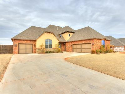 Yukon Single Family Home For Sale: 3352 Sage Brush Place