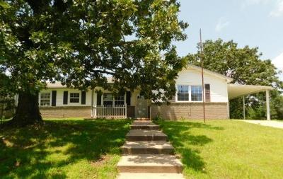 Stroud OK Single Family Home For Sale: $64,900