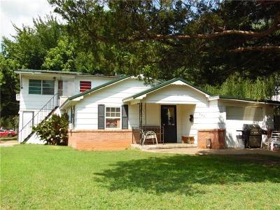 Chickasha Single Family Home For Sale: 828 W Idaho Avenue