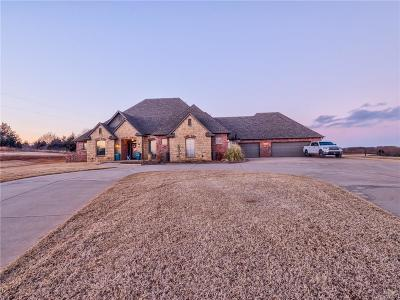 Shawnee Single Family Home For Sale: 33410 Pecan Grove Road