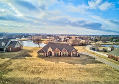 Shawnee Single Family Home For Sale: 112 Lake Shore Drive