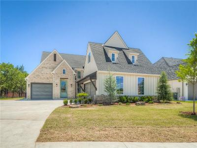 Edmond Single Family Home For Sale: 1408 Regency Bridge Circle