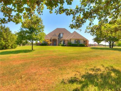 Edmond Single Family Home For Sale: 7916 Dove Crossing Drive