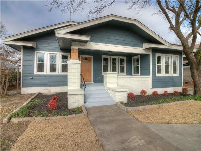 Oklahoma City Single Family Home For Sale: 2007 NW 16th Street