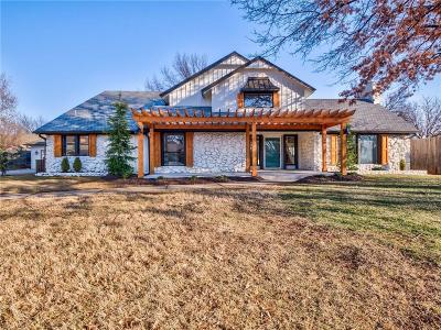 Oklahoma City Single Family Home For Sale: 11228 Willow Grove Road